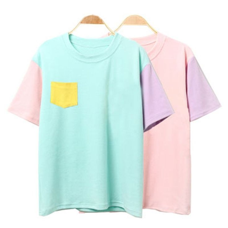 EXO Colorful TShirt