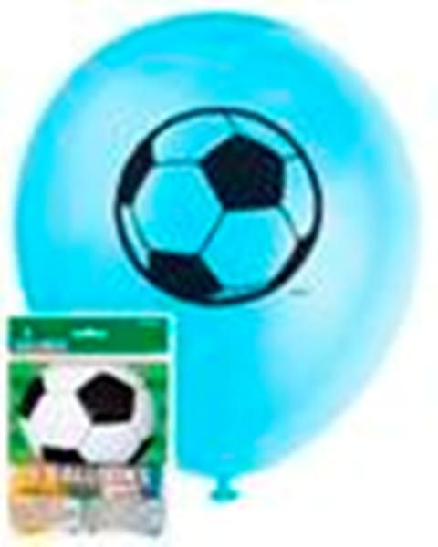 Soccer Football Sports Party 30.4cm Balloons - 8 Pack