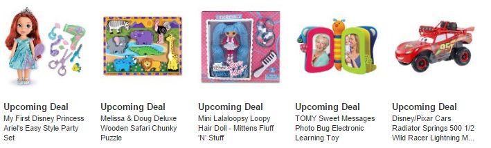 Today's Amazon Lightning Deals - Disney Princess Doll, Pixar Car Toys, Melissa and Doug & more! - Thrifty NW Mom