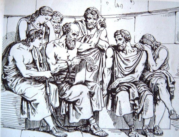 El método socrático o método de Elenchus o debate socrático es un método de dialéctica o demostración lógica para la indagación o búsqueda de nuevas ideas, conceptos o prismas subyacentes en la información. Este método fue aplicado ampliamente para el examen de los conceptos morales claves. Fue descrito por Platón en los diálogos Socráticos. Por esto, Sócrates es habitualmente reconocido como el padre de la ética occidental o filosofía moral.