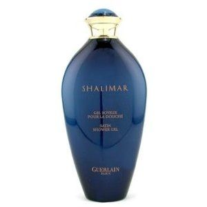 Shalimar Satin Shower Gel - 200ml/6.7oz by Guerlain. $49.99. Ladies Fragrance. A luxurious moisturizing body wash A unique property to lock the natural moisture contact of your skin Gently cleanses & hydrates the natural skin Leaves skin completely soft & clean Feels clean & fresh after useProduct Line: ShalimarProduct Size: 200ml/6.7oz. Save 12%!