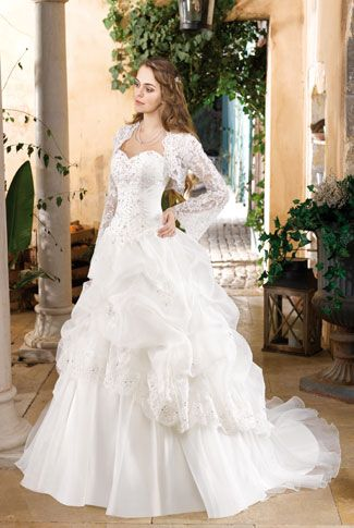 Robe de mariée 141-26 de Miss Kelly - Mariee.fr