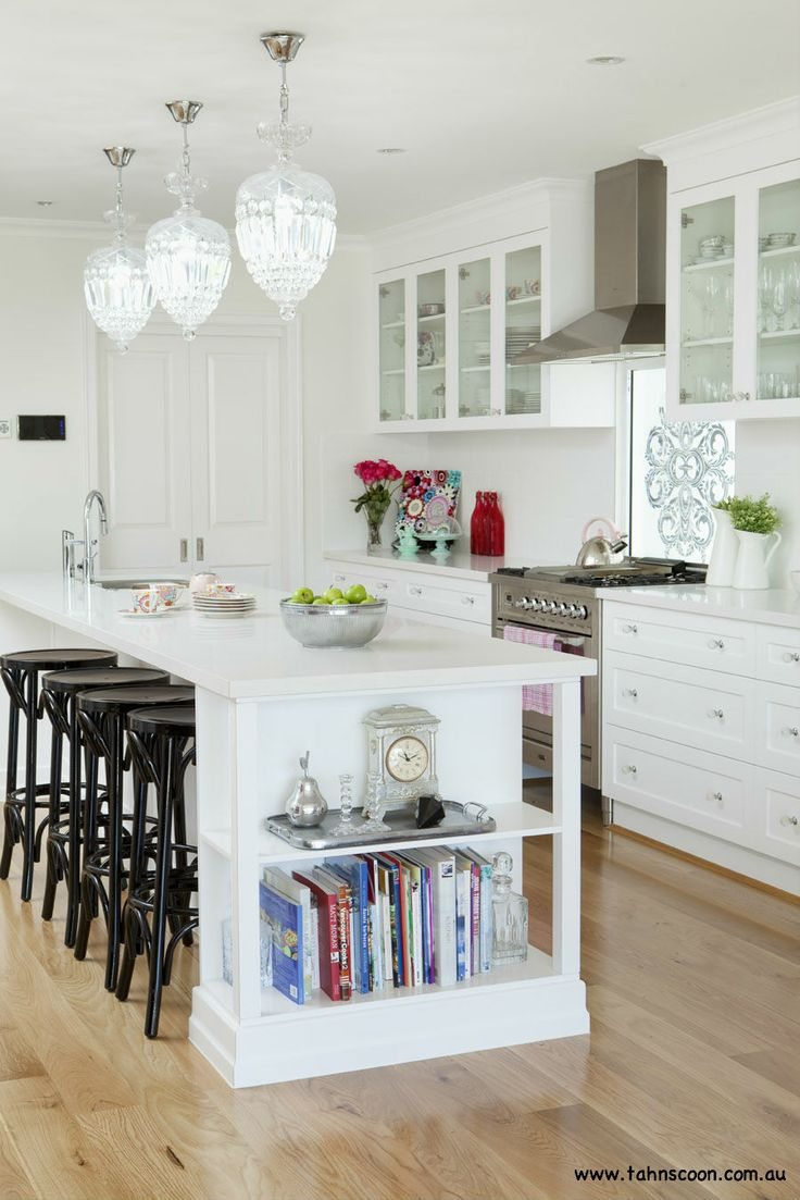 120 Best Images About Kitchen Ideas On Pinterest White Kitchen Cabinets The Block And Countertop
