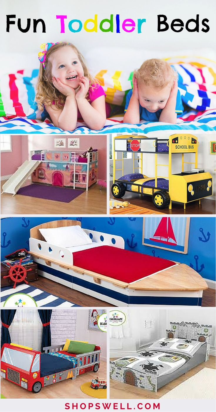 Best 25 Cool Toddler Beds Ideas On Pinterest