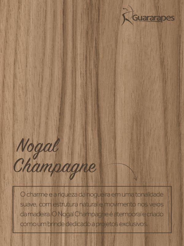 MDF Nogal Champagne   Linha Naturale   MDF Guararapes #MDF #decoraçãoMDF #decoração #DesignInteriores #padrõesMDF #homedecor #decoração #quarto #peçasMDF #guardaroupamdf