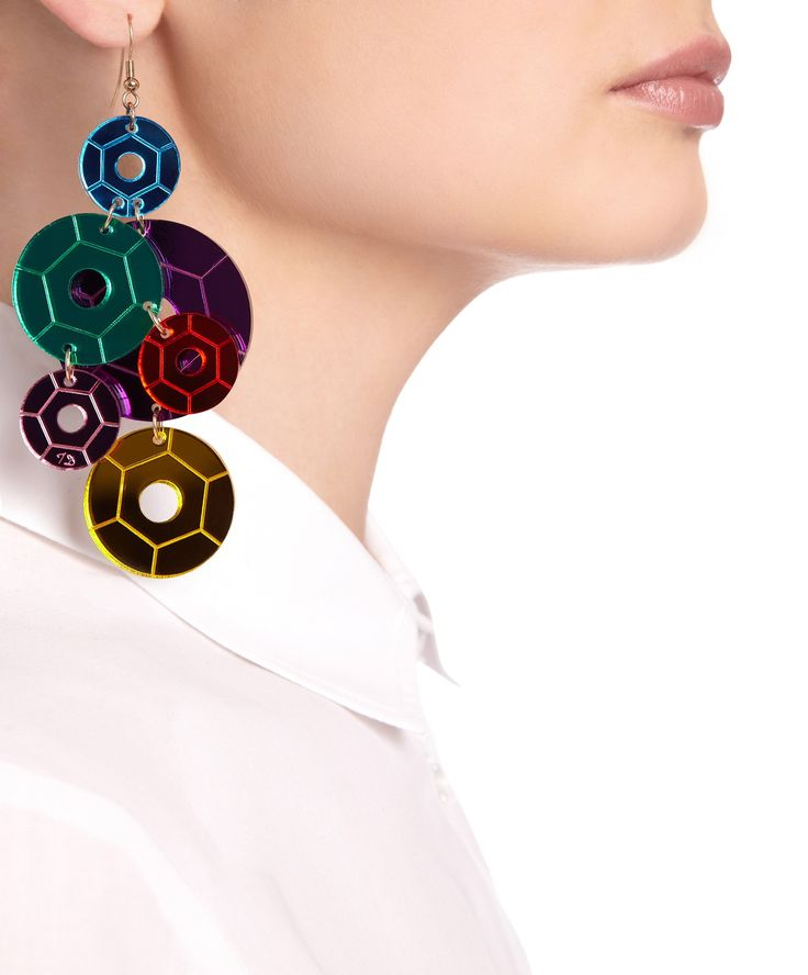 Sequin Party Earrings £55 Next payday I want this and the smaller necklace for graduation outfit. Oh yeah.