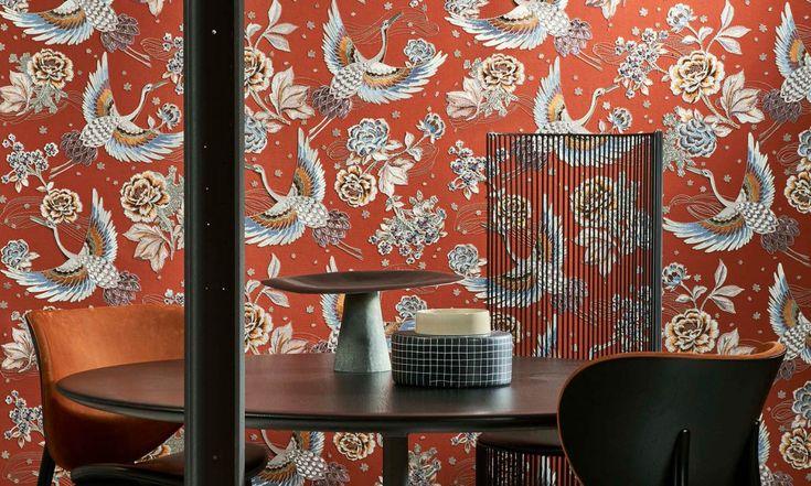 Crane | Takara wallcovering | Collections | Arte wallcovering
