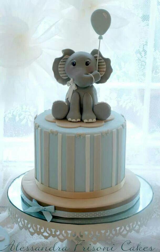 Cake per battesimo