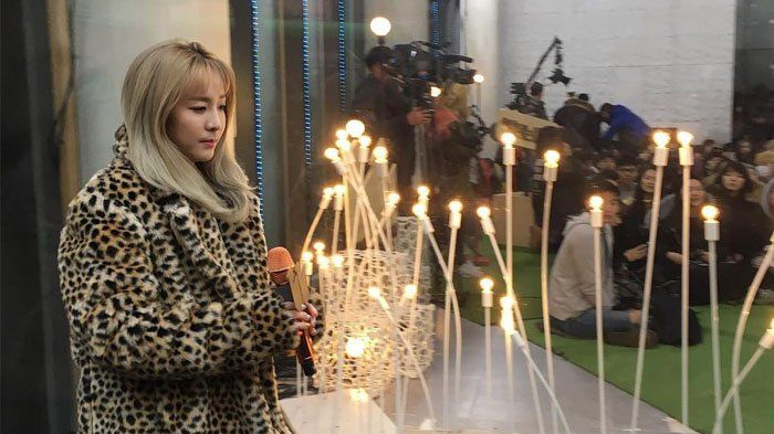Sandara Park Bicarakan Kesedihannya dan Rasa Sayangnya Terhadap 2NE1, Baper Girls!