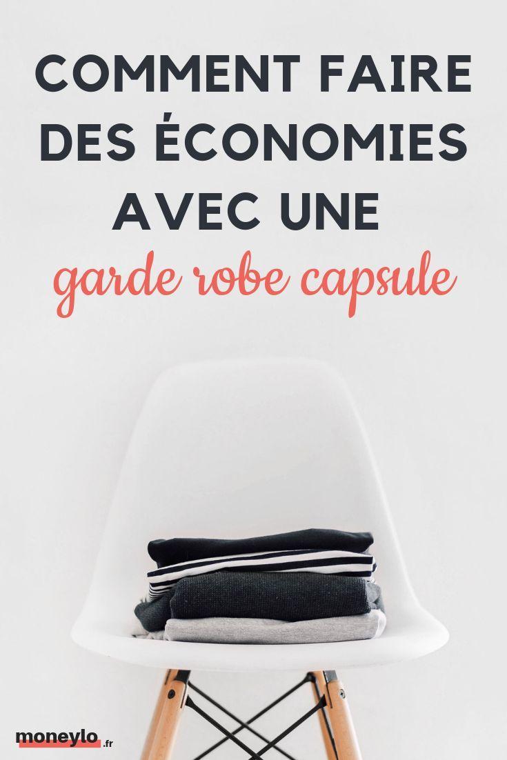 Garde Robe Capsule Faire Des Economies Avec Son Dressing En