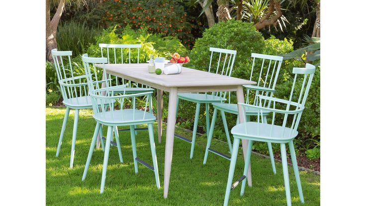 Sleek High Dining Table   Domayne Online Store