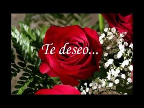 FELIZ CUMPLEAÑOS con imágenes y frases bonitas   HAPPY BIRTHDAY with beautiful images and phrases #6 - YouTube