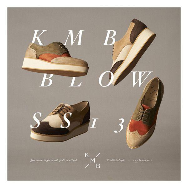 KMB SS13 BLOW by Demokratica , via Behance