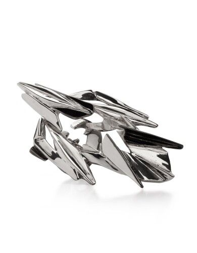 Transformer ring by Yunus and Eliza