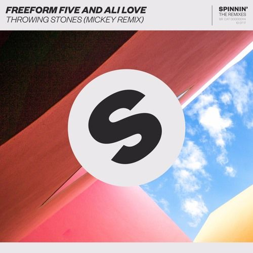 Freeform Five And Ali Love - Throwing Stones (Mickey Remix) [OUT NOW] by Spinnin' Records