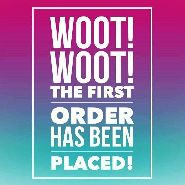 First order has been placed! #ThirtyOne #ThirtyOneGifts #31Party…