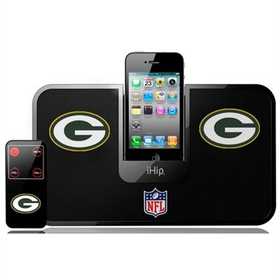 Green Bay Packers Elegant iDock Speaker < Throw some batteries in this and I have a way to crank some music to get the party pumped for kickoff! #UltimateTailgate #Fanatics: I Phone, Buckets Lists, Awesome Radios, Idock Speakers, Ipod Dock, Elegant Idock, Chargers Elegant, Fanat Fanat, Green Bays Packers