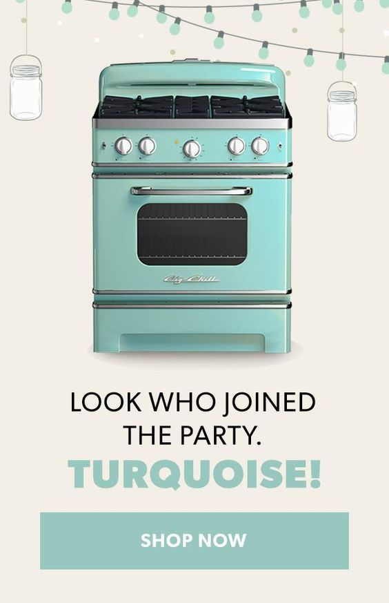 Big Chillu0027s Retro Styled And Professional Grade Kitchen Appliances Give You  Modern Performance With