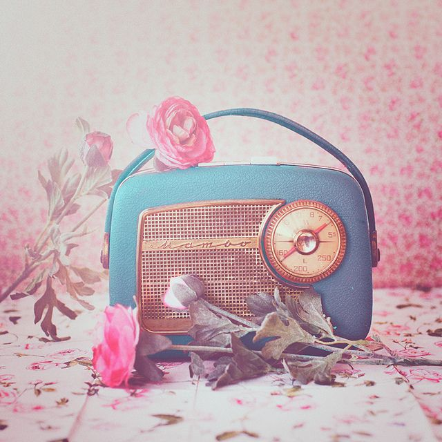 ?It's not true I had nothing on, I had the radio on.? by Chaulafanita [www.juliadavilalampe.com], via Flickr