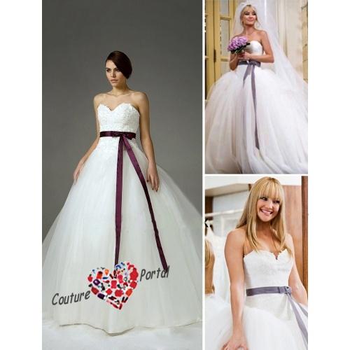 Wedding Dress In Atlanta Wedding Dress Like Kate Hudson Bride Wars