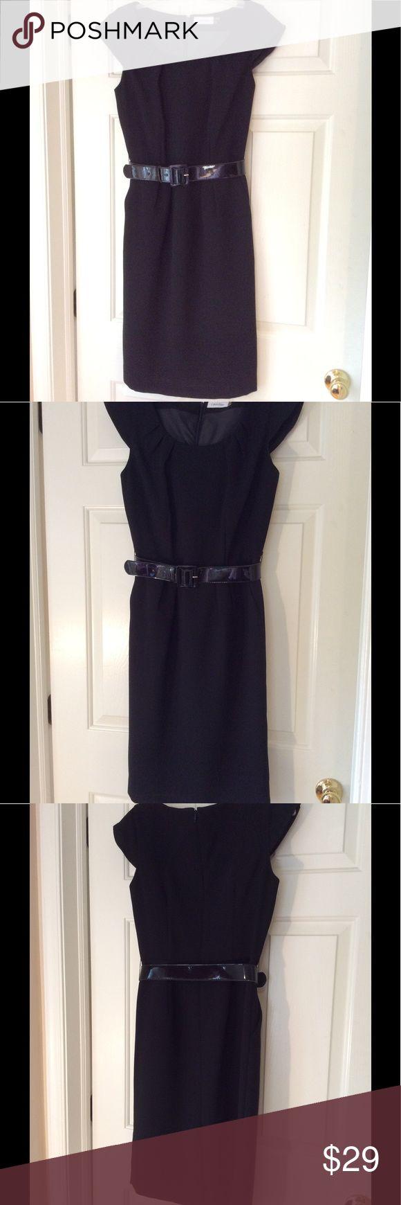 I just added this listing on Poshmark: Calvin Klein Black Dress. #shopmycloset #poshmark #fashion #shopping #style #forsale #Calvin Klein #Dresses & Skirts