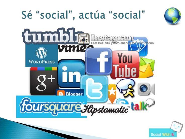 campana-tipo-en-social-media-para-pymes-espanol-presentation by Gema Molina García via Slideshare