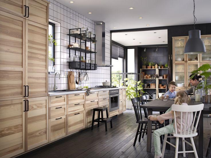 72 best ikea kitchen images on pinterest   ikea kitchen, kitchen