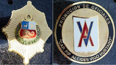 """PROMOCION DE OFICIALES PIP: 05 DE ABRIL 52º ANIVERSARIO PROMOCIÓN """"CAP PIP ALC..."""