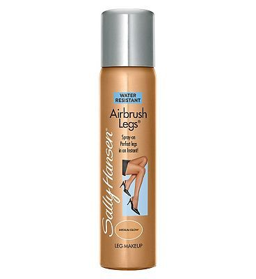 Coty Sally Hansen Airbrush Legs Medium Glow 10100777 36 Advantage card points. Airbrush Makeup made just for legs. Its like spraying on tights. Legs look gorgeous and feel soft, smooth and sexy. FREE Delivery on orders over 45 GBP. http://www.MightGet.com/february-2017-1/coty-sally-hansen-airbrush-legs-medium-glow-10100777.asp