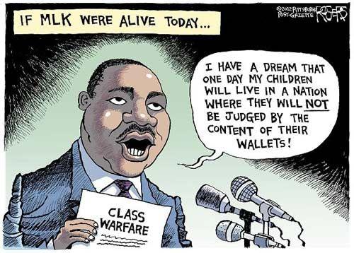 MLK - Classism
