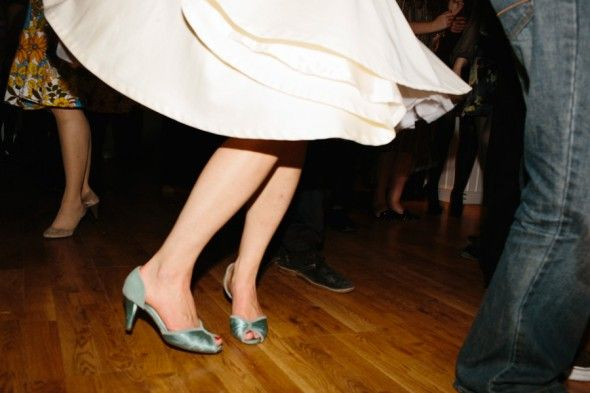 Great Wedding High Heels