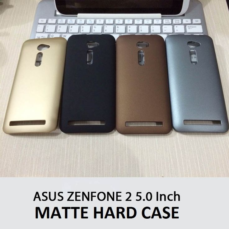 ASUS Zenfone 2 ( ZE500CL / 5 inch ) Matte Hard Case - Rp 75.000 - kitkes.com