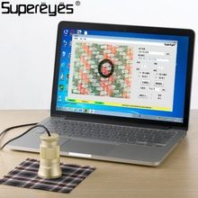 Supereyes Digital Microscope Automatic Textile Analysis Thread Counter Linen Tester Video Microscope with Manual Focus C003 //Price: $US $261.91 & Up to 18% Cashback on Orders. //     #jewelry