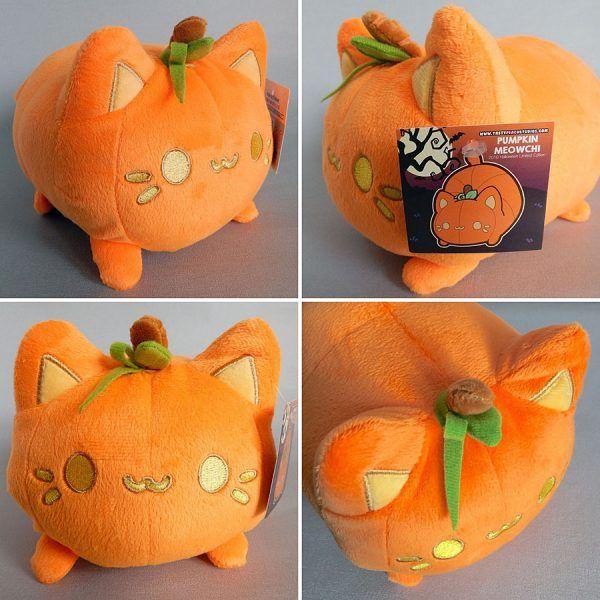 Tasty Peach Plush Review - Pumpkin Meowchi