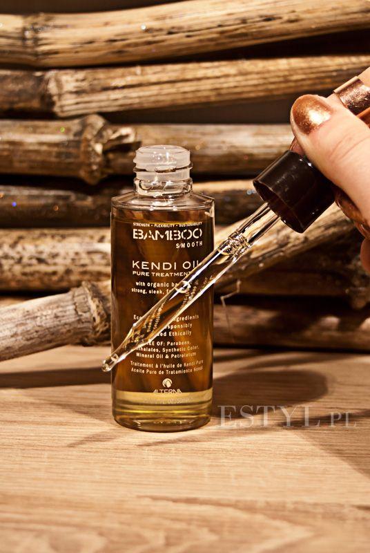 Alterna Bamboo Smooth Kendi Oil