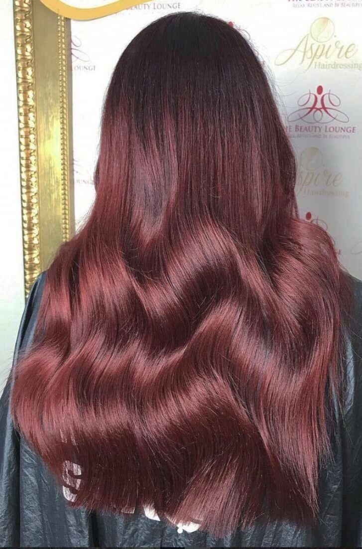 10 Diffe Shades Of Red Hair Color
