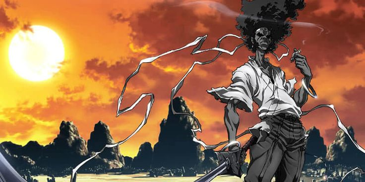 #samurai #samuray #afrosamuray #afrosamurai #kumasamurai # #afro