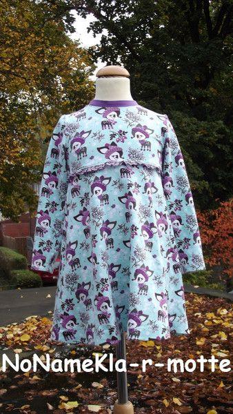 Stunning Schneekitz Kleidchen Gr von NoNameKla r motte auf DaWanda