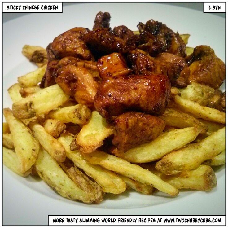 Love this blog! Loads of yummy slimming world recipes - sticky chinese chicken