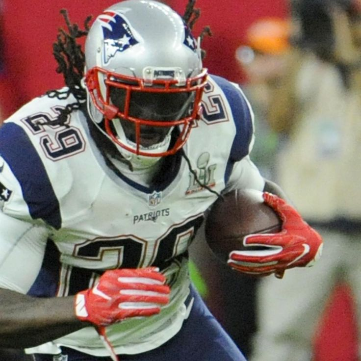 Ex-Patriots RB LeGarrette Blount, NY Giants Rumored to Have Mutual Interest - Bleacher Report