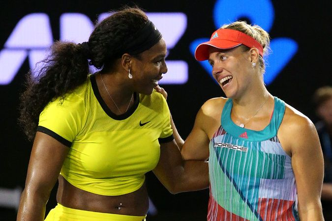 Kerber, the seventh seed, claimed her first major title and prevented the top-ranked Williams from tying Steffi Graf's Open-era record of 22 Grand Slam singles championships.