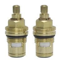 Standard Quarter Turn (1/2'' BSP) Valves For Kitchen and Bathroom Taps