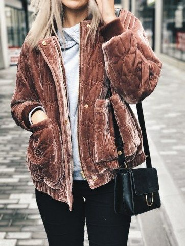 Statement Piece: Bomber - Holly Morgan
