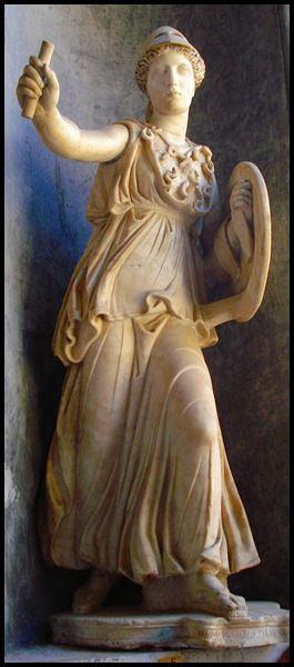 Minerva in the Vatican - Vatican Museum, Vatican City