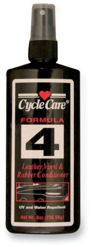 Cycle Care Formulas Formula 4 Leather, Vinyl and Rubber Conditioner - 8oz. 04008 - http://www.caraccessoriesonlinemarket.com/cycle-care-formulas-formula-4-leather-vinyl-and-rubber-conditioner-8oz-04008/  #04008, #8Oz, #Care, #Conditioner, #Cycle, #Formula, #Formulas, #Leather, #Rubber, #Vinyl #Car-Care, #Exterior-Care
