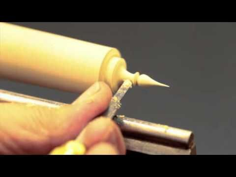Woodturning with the New Nano Revolution Hollowing and Detailing System - YouTube