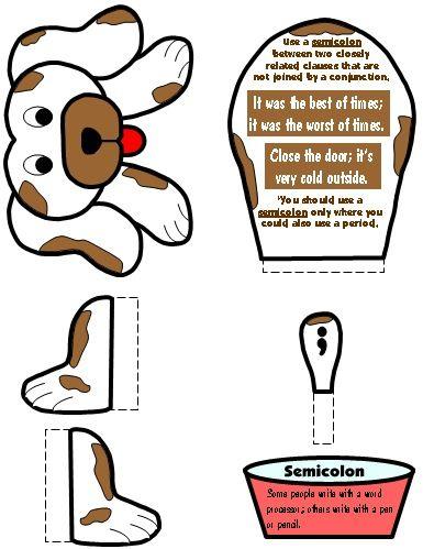 grammar | Grammar Bulletin Board Displays: Punctuation and Parts of Speech ...