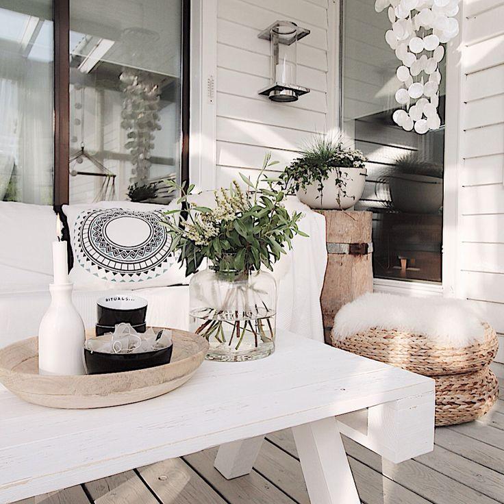 Homemade table - my Home