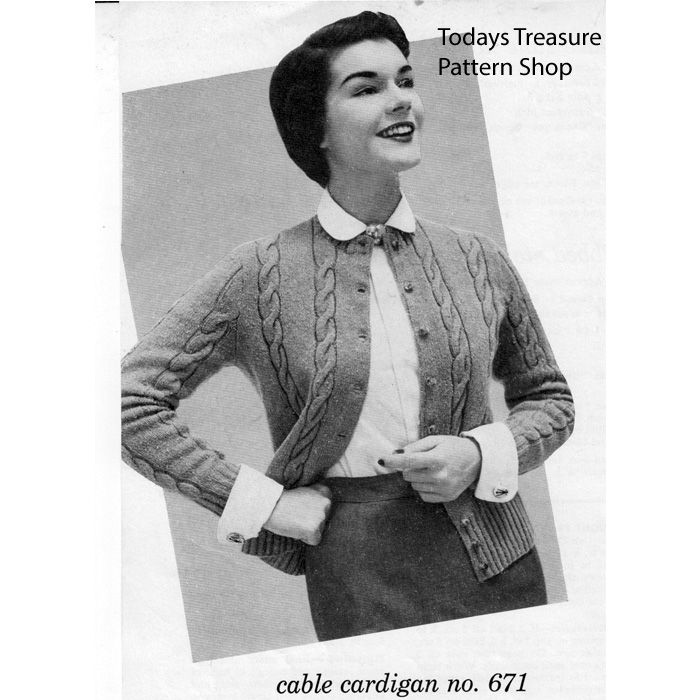 171 Best Knitted Cardigans Jacket Pattern Images On Pinterest