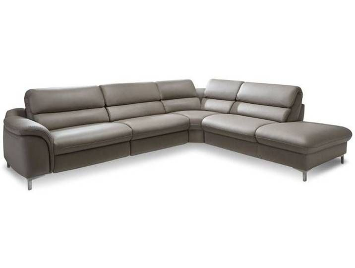 Hukla Ecksofa Rl1656 Granit Leder Couch Decor Furniture